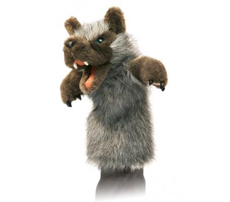 Большой злой волкМарионетки (перчаточные куклы)