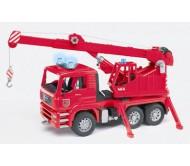 BRUDER Пожарный кран  MAN
