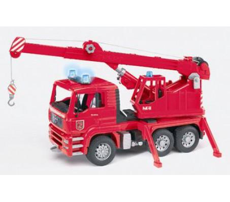 BRUDER Пожарный кран  MANМашины спецтехники