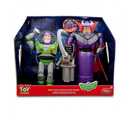 Buzz Lightyear и Zurg говорящие DisneyИстория игрушек (Toy Story)