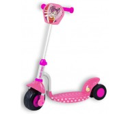Самокат Smart baby (розовый)