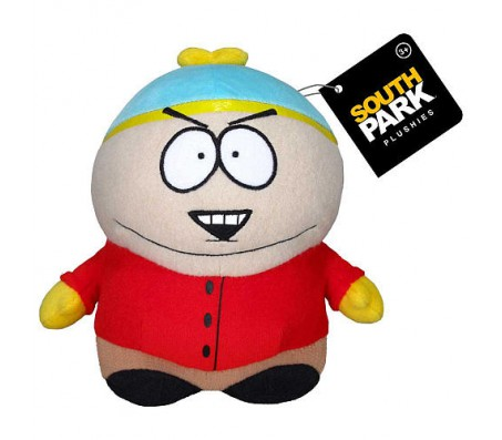 Cartman Plush South ParkРазные мягкие игрушки
