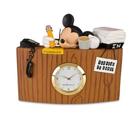 Часы Sleeping Mickey Mouse ClockМикки Маус (Mickey & Friends)
