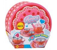 Чайный набор Сердце