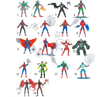 Человек-паук Фигурка 9 см (в ассортименте)Игрушки Человек паук (Spider Man)