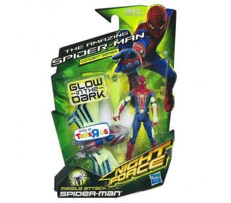 Человек паук - ракетоносецИгрушки Человек паук (Spider Man)