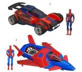 Человек-паук Транспорное средство и фигрурка