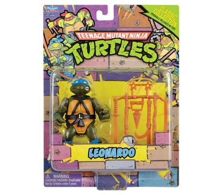 Черепашки ниндзя фигурка ЛеонардоЧерепашки Ниндзя (Ninja Turtles)