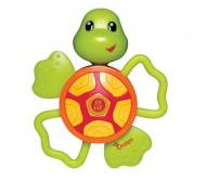 Черепаха с прорезывателями, и звуковыми эффектами