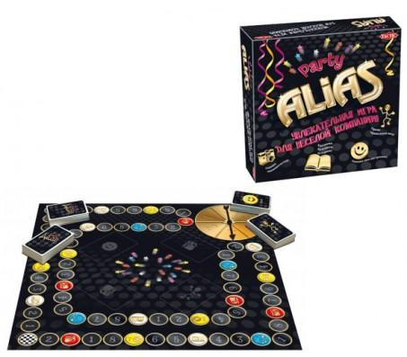 Скажи Иначе Alias Tactic GamesНастольные игры головоломки