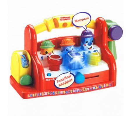 Смейся и учись Набор обучающих инструментовРазвивающие игрушки для малышей