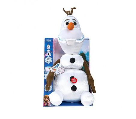 Снеговик говорящий Олаф Холодное сердцеИгрушки Холодное сердце | Frozen Disney