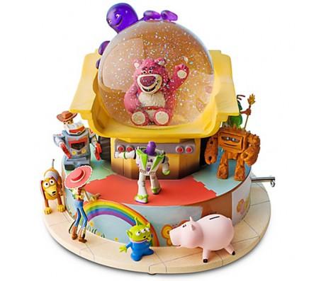 Снежный шар Toy Story 3 DisneyСнежные шары (Snowglobes)