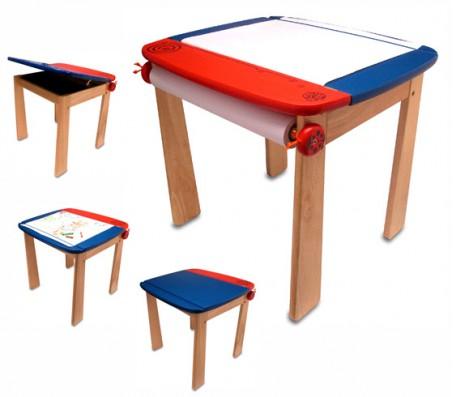 Столик с контейнером для ручек Im ToyСтолы, парты и стулья