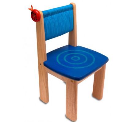 Стульчик деревянный Im ToyСтолы, парты и стулья