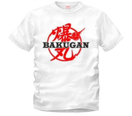 Детская футболка БакуганПрикольные детские футболки