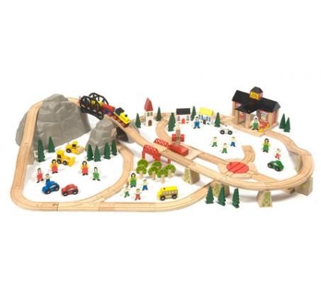 Детская железная дорога: ГораДетские железные дороги