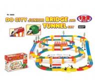 Детская железная дорога Мост и Тунель Fenbo