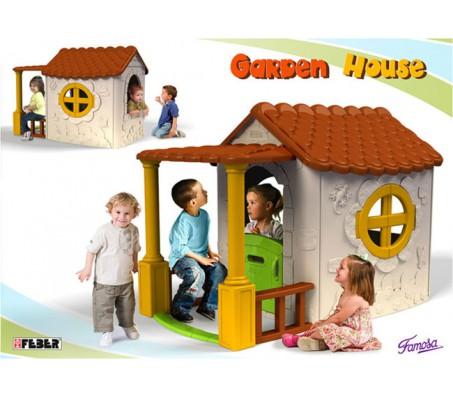 Детский домик садовый FeberИгровые комплексы
