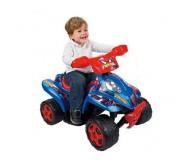 Детский электромобиль spider man