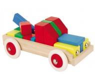 Детский пазл автомобиль Heros