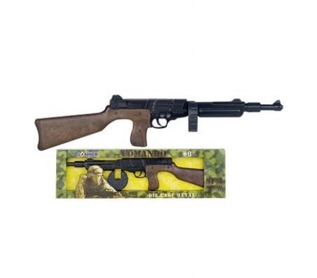 Детский пулемет 8 пистон GotherИгрушечные пистолеты и ружья