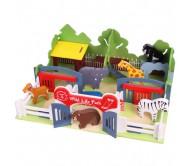 Детский Зоопарк Hertage Playsets