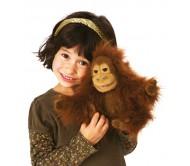 Детеныш орангутанга, 23 см