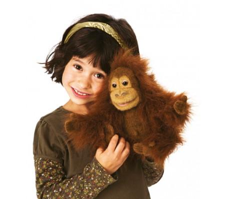 Детеныш орангутанга, 23 смЖивотные