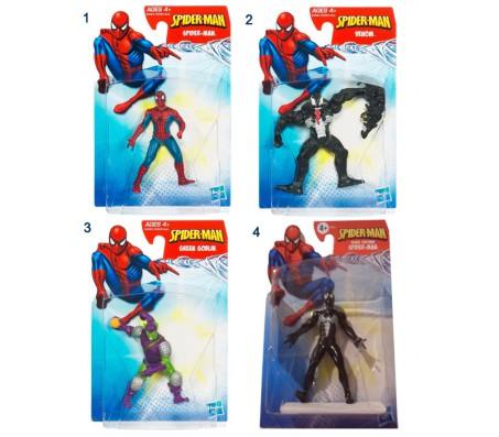 Фигурка Человек-паука 7,5 см (в ассортименте) HasbroИгрушки Человек паук (Spider Man)