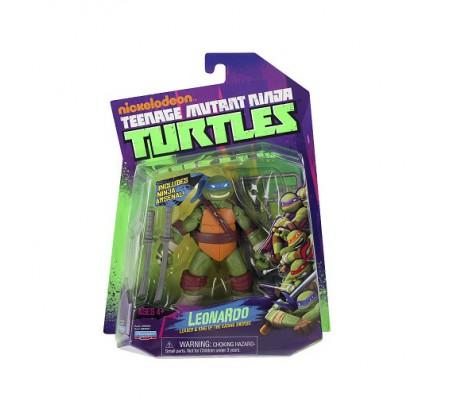 Фигурка Леонардо 16 смЧерепашки Ниндзя (Ninja Turtles)