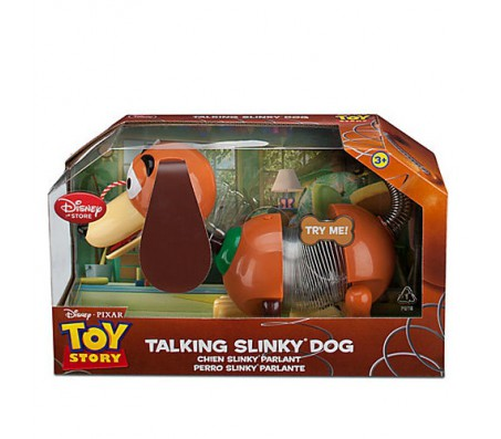Говорящая СпиралькаИстория игрушек (Toy Story)