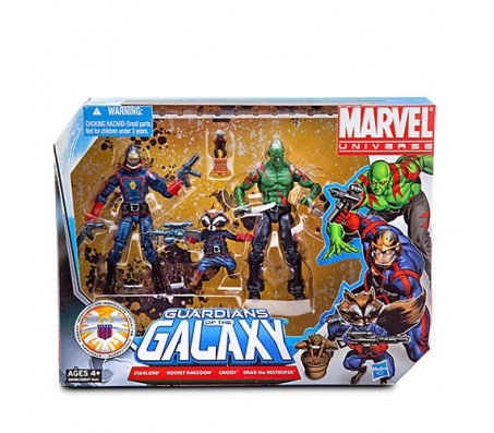 Guardians of the GalaxyИгрушки Мстители (Marvel)