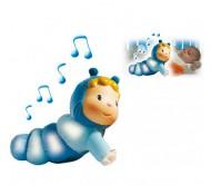 Гусеница ночник Smoby