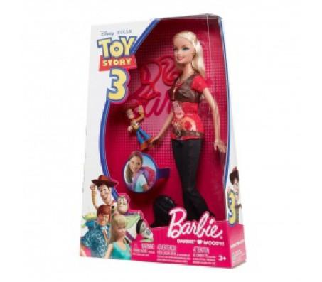 История Игрушек 3 Барби любит Вуди!История игрушек (Toy Story)