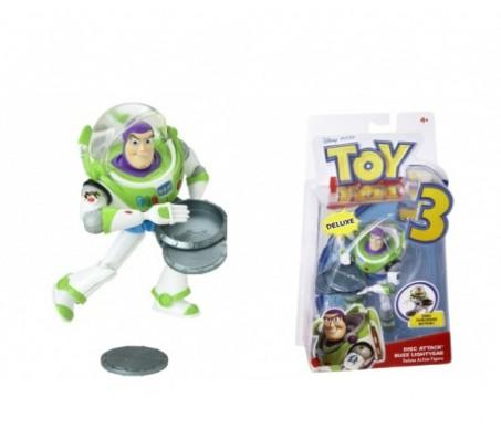 История игрушек 3 Баз Лайтер с дисками MattelИстория игрушек (Toy Story)