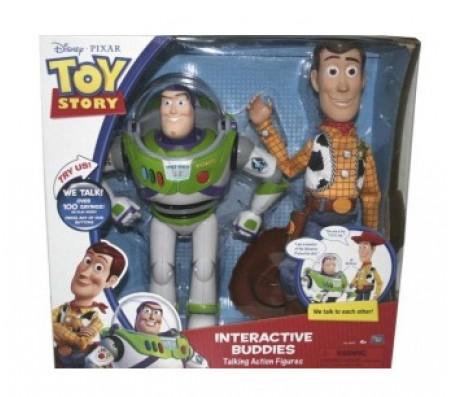 История игрушек 3 Баз Лайтер и ВудиИстория игрушек (Toy Story)