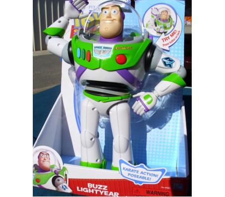История игрушек 3 Buzz Lightyear Карате MattelИстория игрушек (Toy Story)