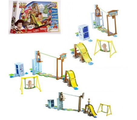 История Игрушек 3 Игровой набор делюкс MattelИстория игрушек (Toy Story)