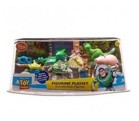 История Игрушек Набор из  8 фигурокИстория игрушек (Toy Story)