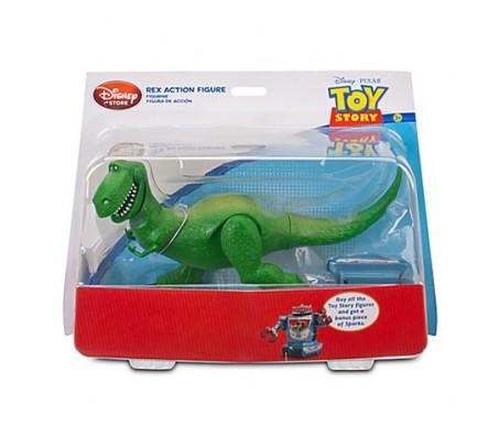 История игрушек Рекс DisneyИстория игрушек (Toy Story)