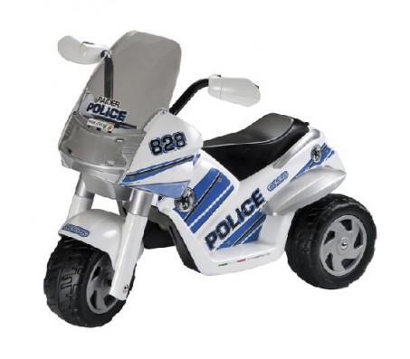 Электромобиль Raider Police от Peg PeregoДетские электромобили