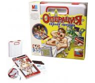 Игра настольная Операция скорая помощь Hasbro