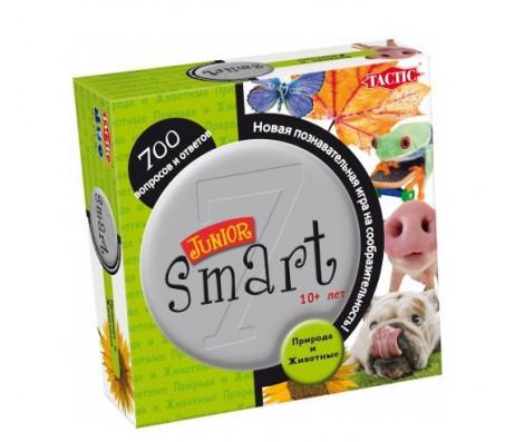 Игра природа и животные Smart 7 Tactic GamesНастольные игры головоломки