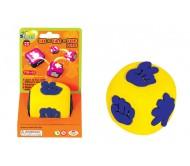 Игральный кубик Камень - ножницы - бумага