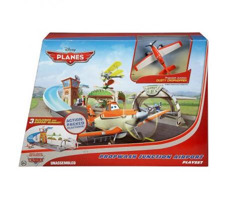 Игровой набор Аэропорт СамолетыАэротачки, Самолеты (Planes)