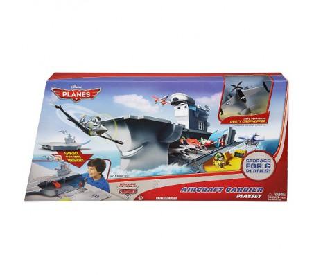 Игровой набор Авианосец СамолетыАэротачки, Самолеты (Planes)