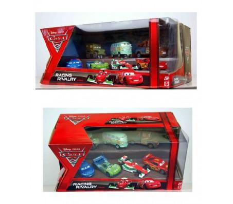 Игровой набор из 7 машин Тачки 2 MattelТачки 2 (Cars 2)