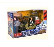 Игровой набор Полицейский автомобиль