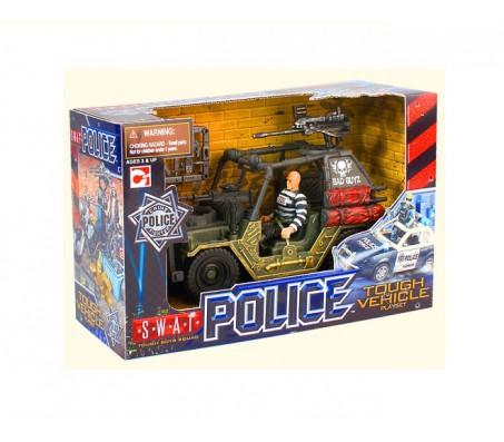 Игровой набор Полицейский автомобильИгровые наборы для мальчиков